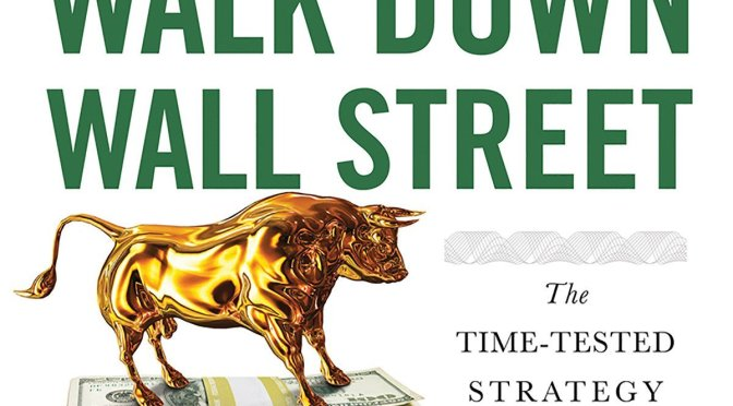 A Random Walk Down Wall Street – Burton G Malkiel