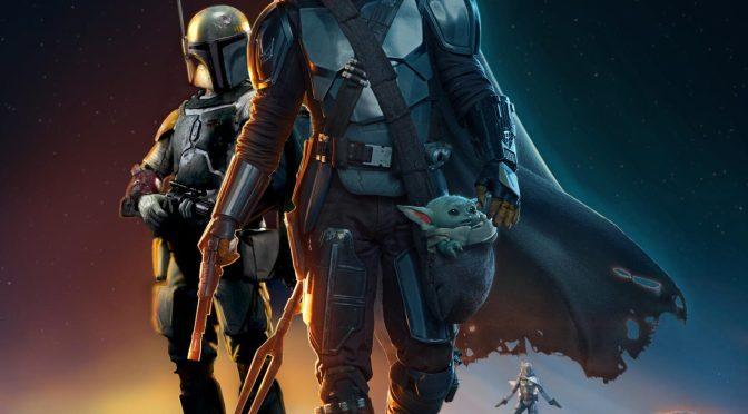 Star Wars: The Mandalorian S2 曼達洛人 第二季
