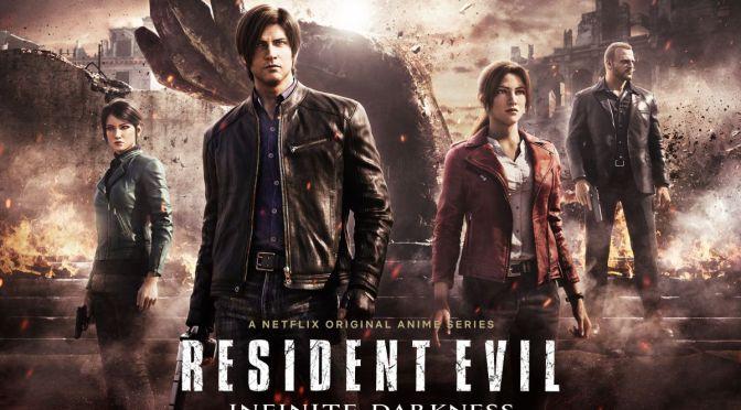 Resident Evil : Infinite Darkness 生化危機:無盡黑暗
