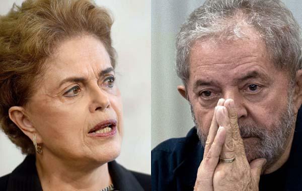 Resultado de imagen para Dilma Rousseff: La condena de Lula es un escarnio