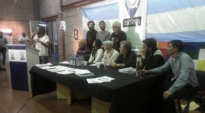 """Quilmes: """"Los centros culturales no son boliches ni bares, necesitamos ser reconocidos"""""""