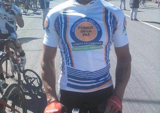 Ariel Martínez, 4º en el Argentino en ruta