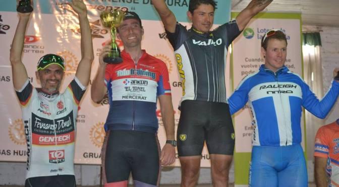 La formidable tarea de Ariel Martínez, se  volvió a coronar con el subcampeonato  argentino de rural bike