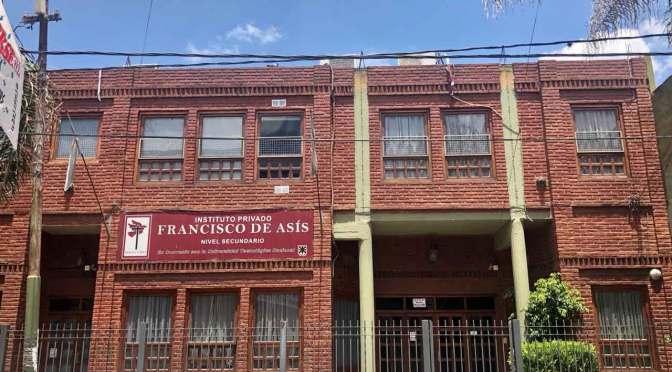 El nivel secundario del Instituto Privado Francisco de Asís celebra el 25º aniversario con actividades