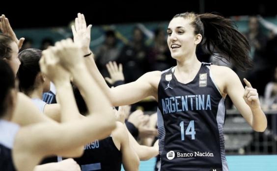 Sofía Aispurúa se va a jugar al básquet a Italia, al Thunder Basket Matelica