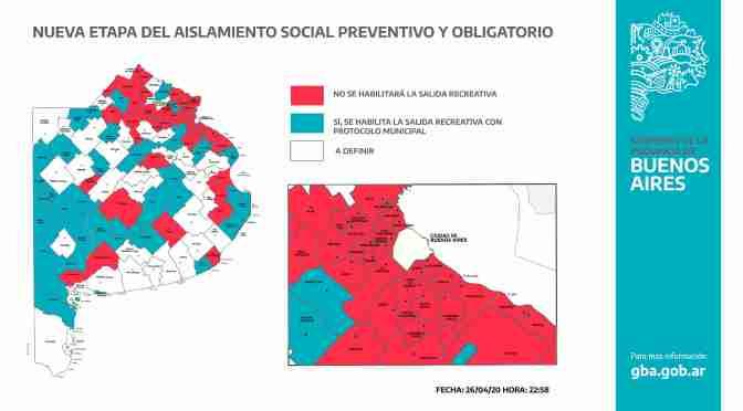 """Kicillof en Radio Provincia: """"Estoy en contacto permanente con los 135 intendentes"""""""