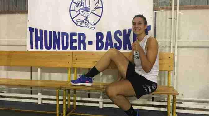 Sofía Aispurúa:»Mi padre no influyó en la elección de mi pasión por el básquet»