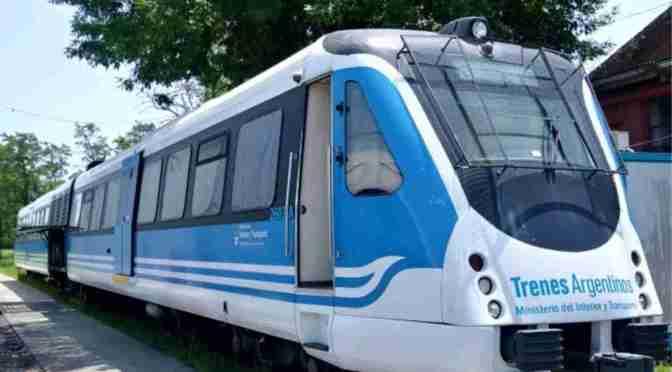 Recién para octubre del 2021 el tren Belgrano Sur llegaría a Marcos Paz: también habrá conexión con Villars y Navarro, luego de 27 años