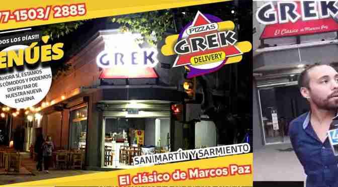 Grek, preparado para continuar con la calidad y el servicio de siempre
