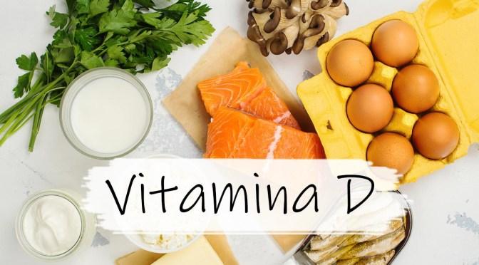 VITAMINA D, el nutriente vital que nos protege contra COVID-19