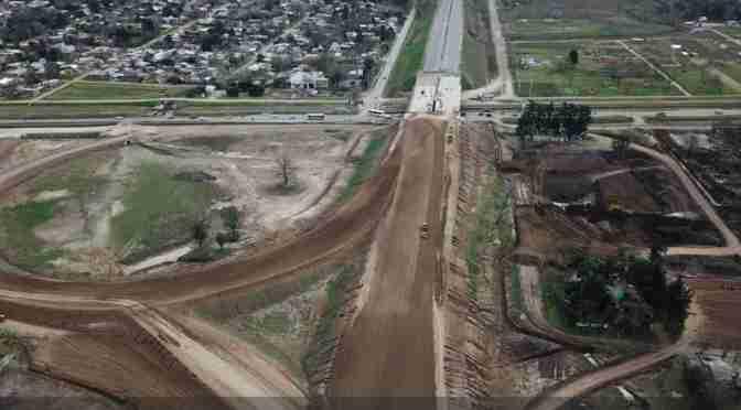 La autopista que unirá el Buen Ayre con la ruta 2 y lleva 11 años de demoras: por dónde pasa y cuándo prometen inaugurarla