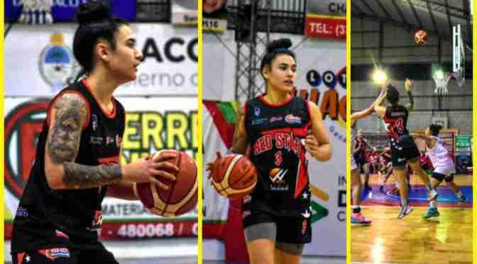 Sofía Acevedo está en Catamarca, jugando el Federal y a dos pasos de ganar