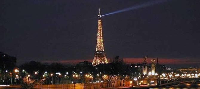 A construção da Torre Eiffel