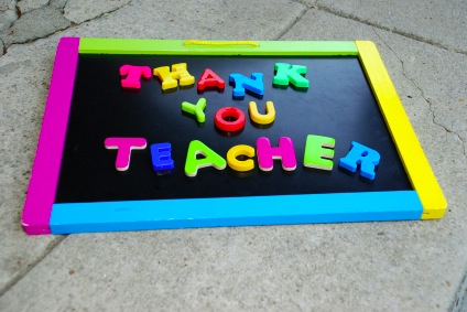 Tips for celebrating Teacher Appreciation Week