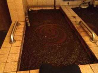 Mud Bath @ Roman Spa