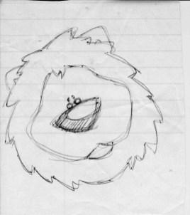 Lion by Andre Jimenez