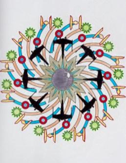 Death Star Mandala