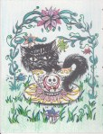 Tea Cup Cat
