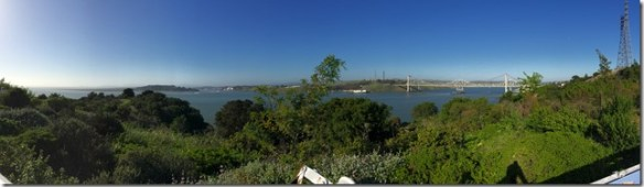 Carquinez Bridge From Vista Point