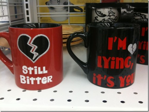 Heartbreak Mugs
