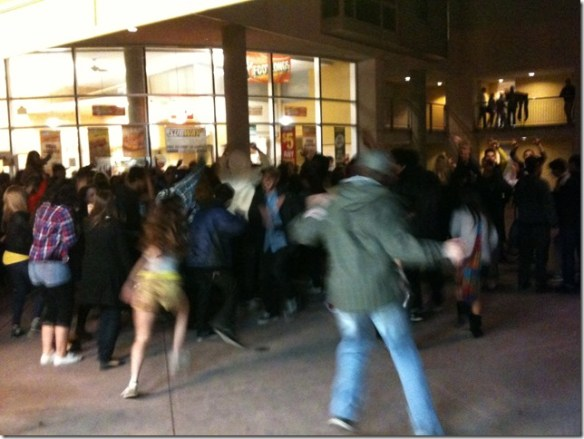 SFSU Night Dance Party