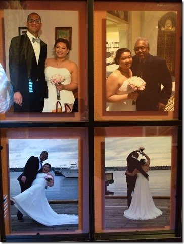Wedding Window Frame