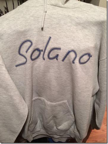 Solano Hoodie