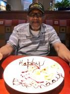 dad birthday lunch