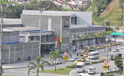 Resultado de imagen para terminal de transportes manizales