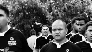 Jugadores de rugby Proyecto Alcatraz