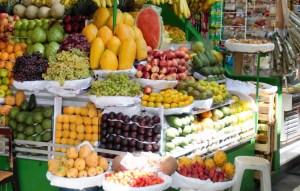 Mercado Casuarinas Monterrico - Lima