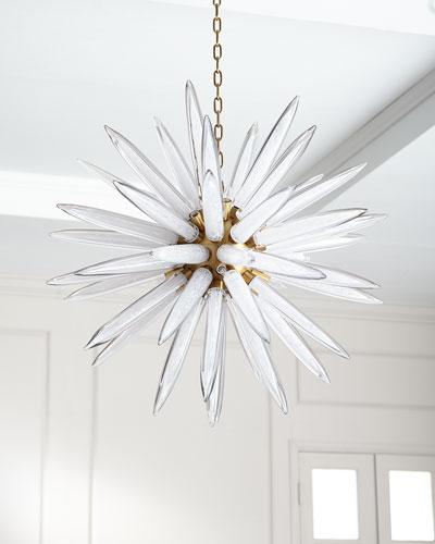 glass pendant lighting horchow com