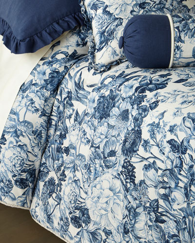 quilted solid color bedding horchow com