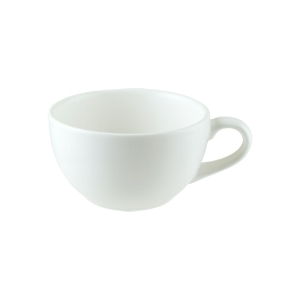 Bonna Mat Beyaz Rita Kahve Fincanı 250 Cc Bardaklar