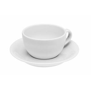 Porland Soley Beyaz Tabaklı Çay Fincanı 207 Cc Bardaklar