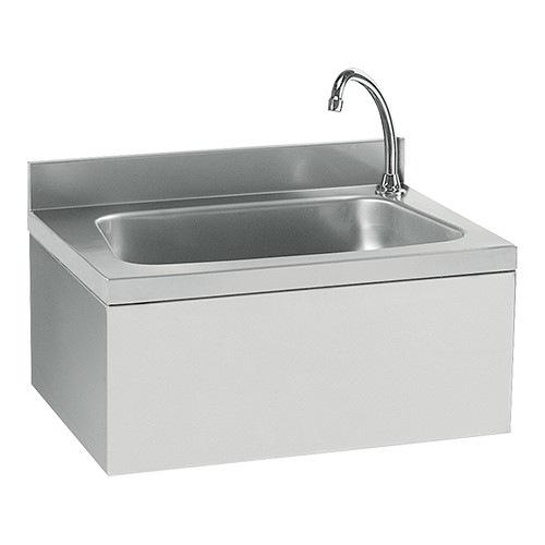 multinox stainless steel sink wall mount