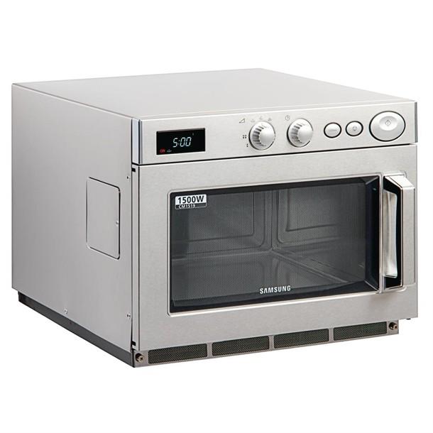 samsung microwave 1500 watt dn586 manually