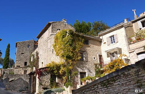 Goult Village Du Luberon Photos Horizon Provence