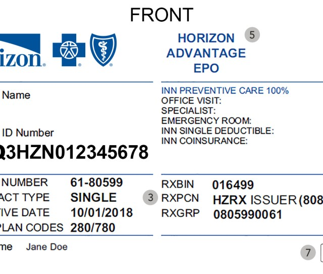 Member Name In Most Cases This Will Only Show The Subscribers Name Not The Covered Dependents Name The Doctor And Hospital Will Accept This Card For