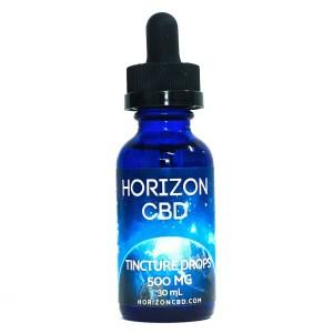 Horizon CBD Tincture 500 mg