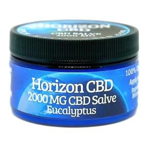 2000 mg CBD Salve
