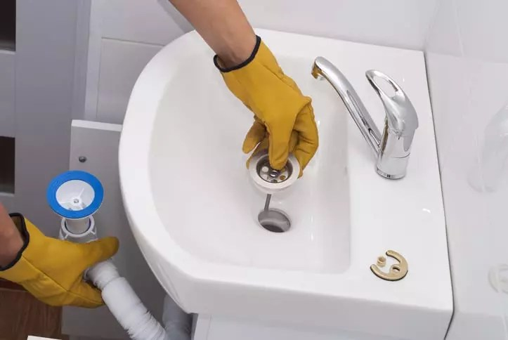 simple clog removal keep pipes flowing