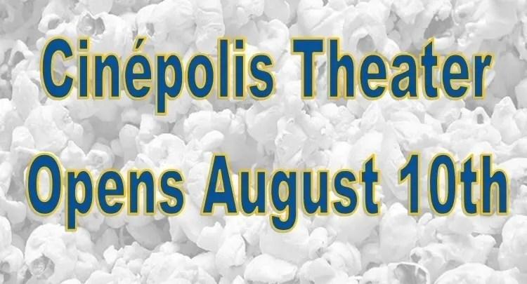 Cinepolis Theater Hamlin Horizon West