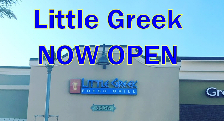 Little Greek Now Open