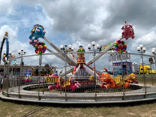 Hamlin Fair Dumbo
