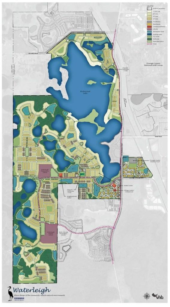 Waterleigh Master Plan