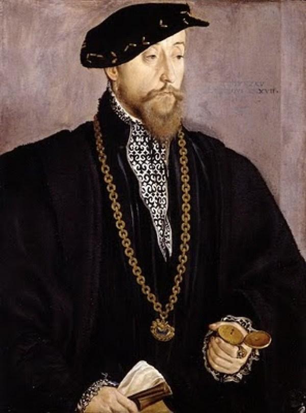 Hans Mielich 1516 1573 ger Bildnis des Pankraz von Freyberg zu Hohenaschau 1508 - 1565