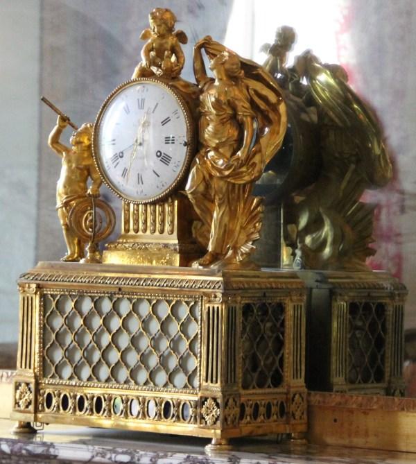 Pendules horlogerie ancienne collections - Salon de l astronomie ...