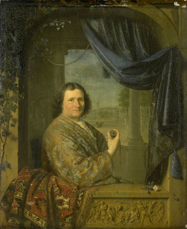 this-painting-by-pieter-cornelisz-van-slingelandt-1640-1691-is-dated-1688-and-entitled-portrait-of-a-man-with-a-watch-now-in-the-rijksmuseum-amsterdam-copie