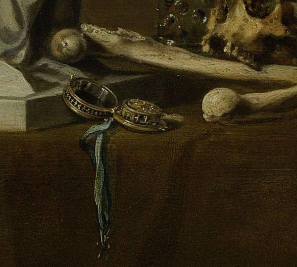 pieter claesz 1628